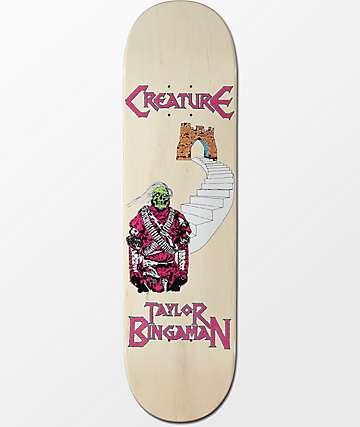 "Creature Bingaman Crusader 8.37"" Skateboard Deck"
