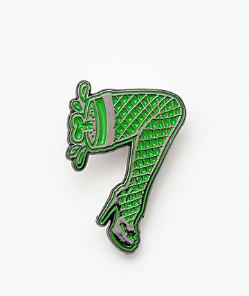 Creature Burlesque Enamel Pin