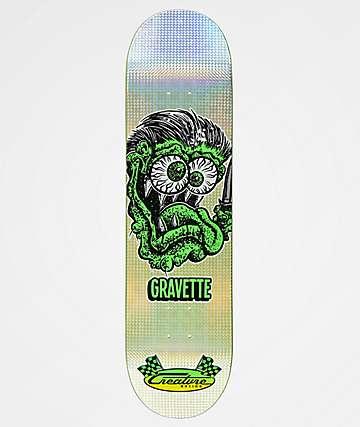 "Creature Gravette Blade Fink 8.25"" tabla de skate"