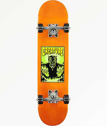 "Creature Lil Devil 7.0"" Mini Skateboard Complete"