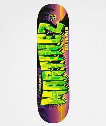 "Creature Martinez Postcard 8.6"" Skateboard Deck"