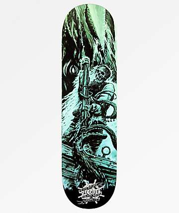 "Creature Navarette Black Abyss 8.6"" tabla de skate"