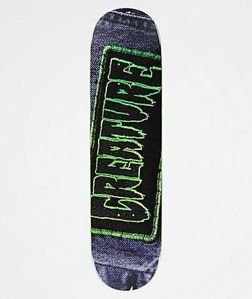 """Creature Patched Hard Rock 8.0"""" tabla de skate"""