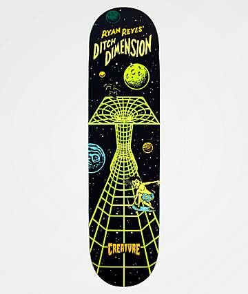 "Creature Reyes Ditch Dimension 8.0"" Skateboard Deck"