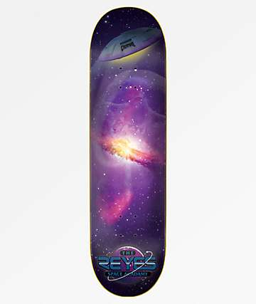 "Creature Reyes Space Academy Everslick 8.0"" Skateboard Deck"