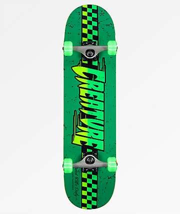 "Creature Speedway 8.0"" completo de skate"