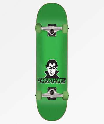 "Creature Vamp Mini 7.25"" Skateboard Complete"