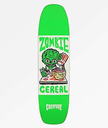 "Creature Zombie Cereal 8.25"" tabla de skate"
