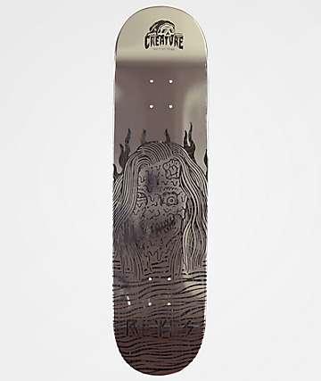 "Creature x Sketchy Tank Melted Reyes 8.0"" Skateboard Deck"