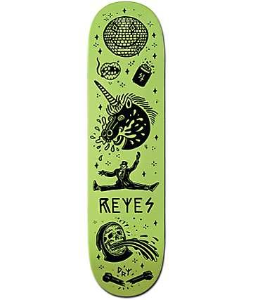 "Creature x Sketchy Tank Reyes Tanked 8.0"" Skateboard Deck"