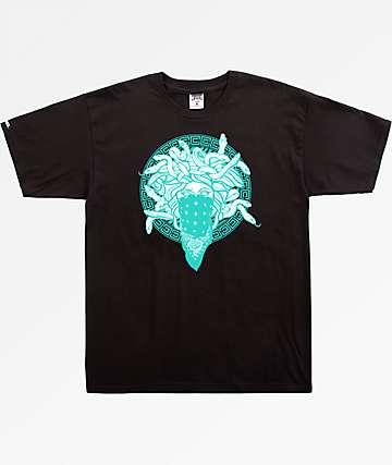 Crooks & Castles Bandusa Black T-Shirt