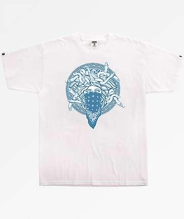 Crooks & Castles Bandusa White T-Shirt