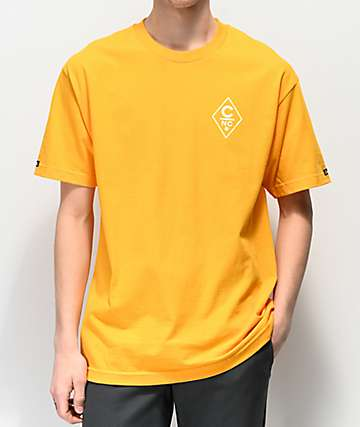 Crooks & Castles CNC Core Gold T-Shirt