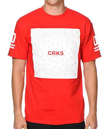 Crooks and Castles Bandit Block T-Shirt