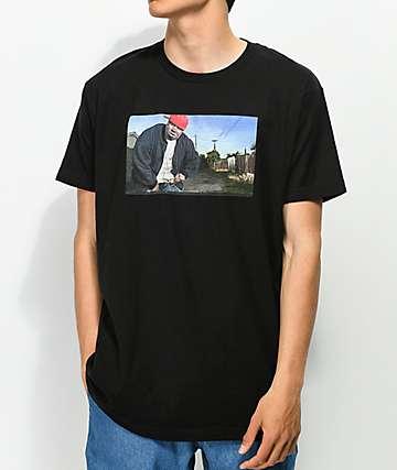 Cross Colours 90s Legend E-40 Black T-Shirt