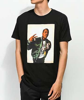 Cross Colours 90s Legend Too Short Black T-Shirt