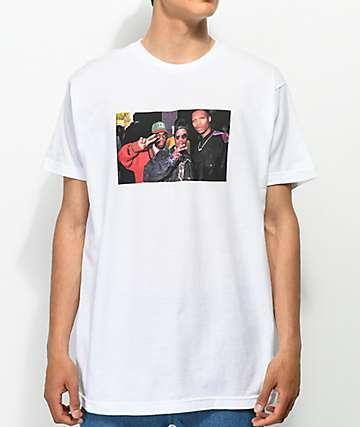 Cross Colours 90s Legend White T-Shirt