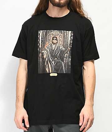 Cross Colours Hip-Hop Royalty Eazy-E Black T-Shirt