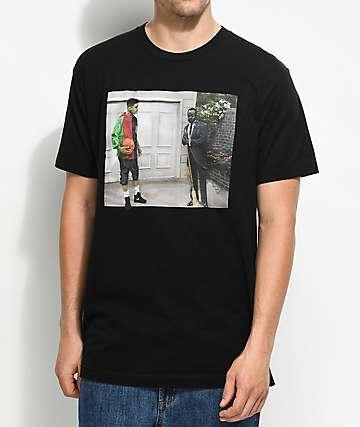 Cross Colours Prince Legends Black T-Shirt