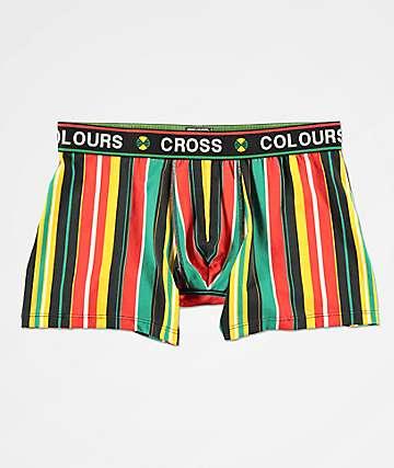 Cross Colours Retro Barcode calzoncillos boxer