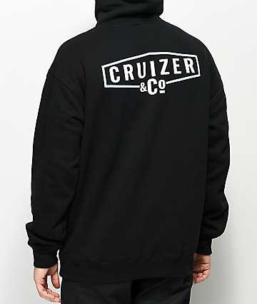Cruizer & Co. New Corp Black Hoodie