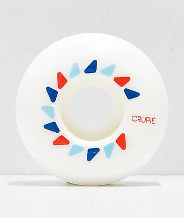 Crupie Soloko Logo 53mm 101a Skateboard Wheels