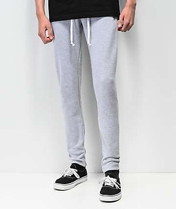 Crysp Perry Grey Sweatpants