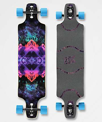 "DB Paradigm 41"" longboard Drop Through completo"