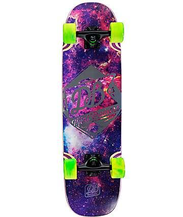 """DB Space 28.75"""" tabla de skate mini cruiser completo"""