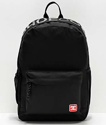 DC Backsider Black Backpack