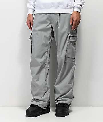 DC Banshee 10K pantalones de snowboard gris