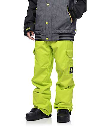 DC Banshee Tender Shots Snowboard Pants
