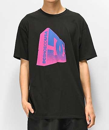DC Captain Black T-Shirt