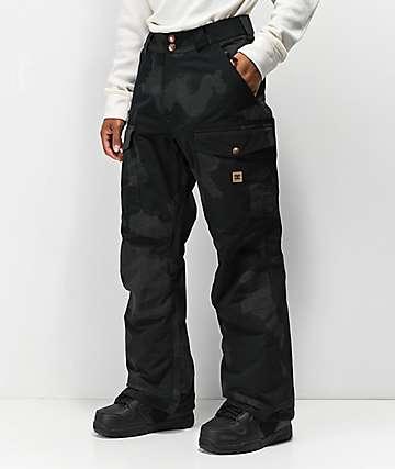 DC Code 3M 15K pantalones de snowboard en negro
