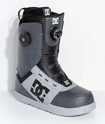 DC Control Dark Shadow Boa Snowboard Boots