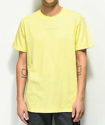 DC Craigburn Lemon Meringue camiseta amarilla