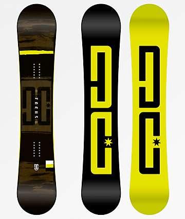 DC Focus tabla de snowboard 2019 para hombres