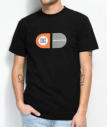 DC High Zenith Black T-Shirt