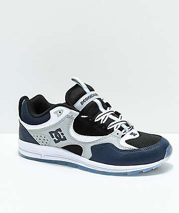 DC Kalis Lite SE Blue, Black & Grey Shoes