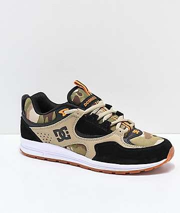 DC Kalis Lite SE Camo & Gum Shoes