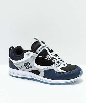DC Kalis Lite SE zapatos en azul, negro y gris