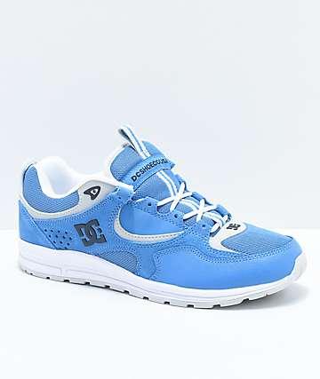 DC Kalis Lite zapatos en azul claro