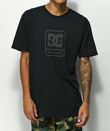 DC Off Limits camiseta negra