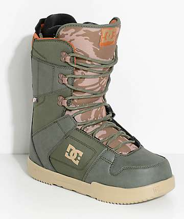 DC Phase Army Snowboard Boots