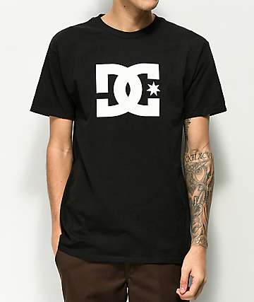 DC Star Black T-Shirt