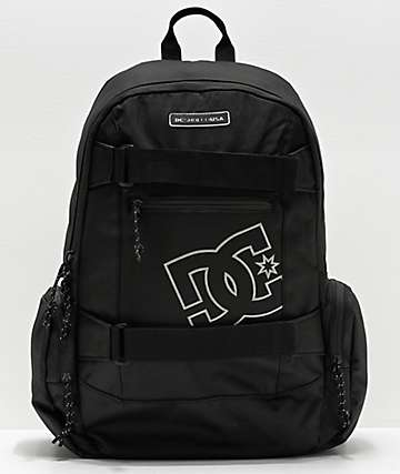 DC The Breed Black Backpack