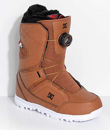 DC Womens Search Boa Snowboard Boots