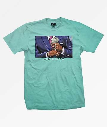 DGK Ain't Easy Celedon T-Shirt