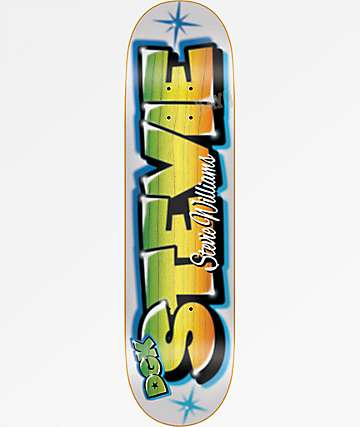 "DGK Airbrush Stevie 8.0"" Skateboard Deck"