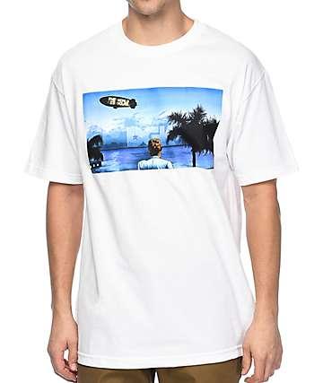 DGK All Out White T-Shirt